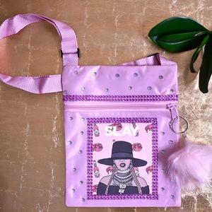 Handbags - Cute ! Beautiful Bey Beyoncé Crossbody Bling Bag